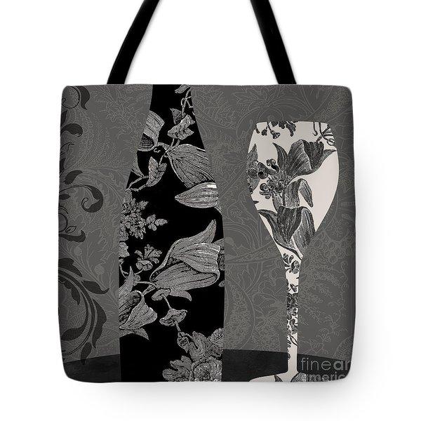 Vin Elegant II Tote Bag