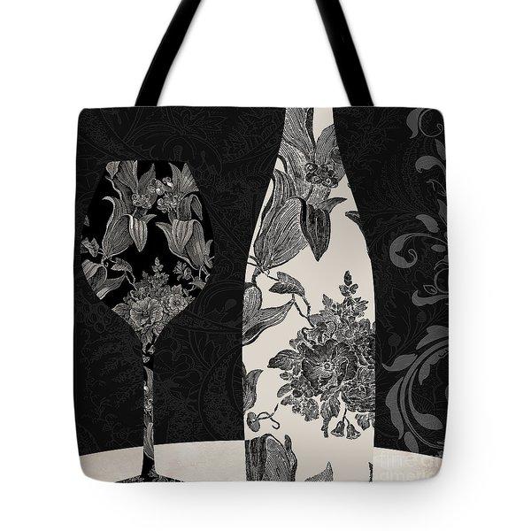 Vin Elegant Tote Bag