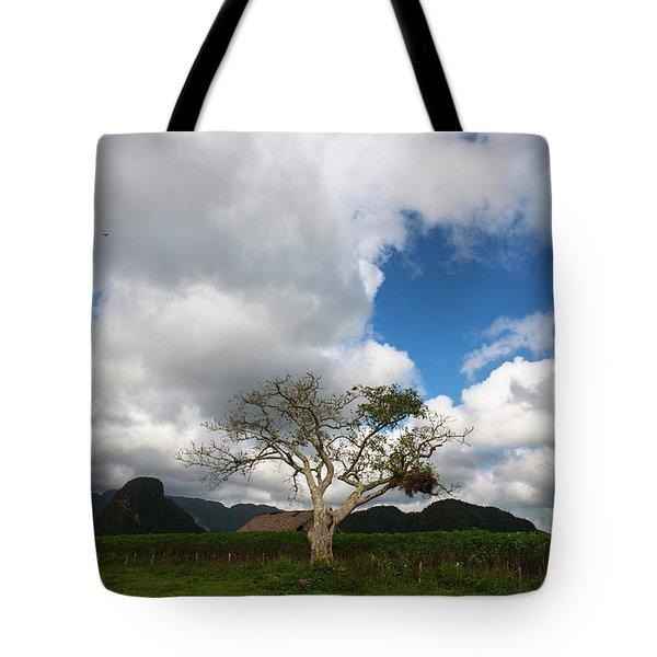 Vinales Valley I Tote Bag
