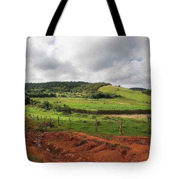 Vinales Valley Tote Bag