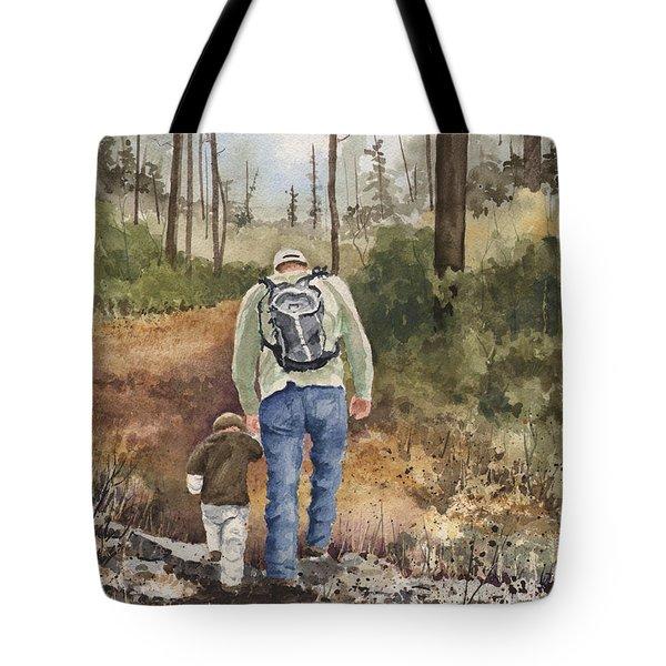 Vince And Sam Tote Bag