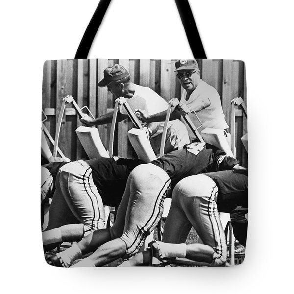 Vince Lombardi (1913-1970) Tote Bag by Granger