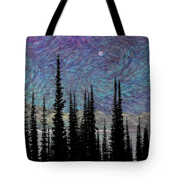 Vincent's Dream Tote Bag by Ed Hall