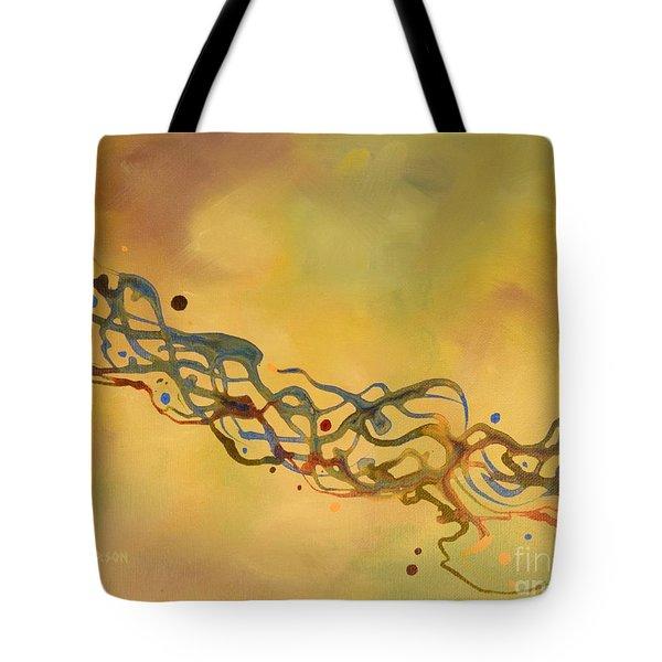 Vine Color II Tote Bag