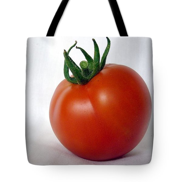 Tote Bag featuring the photograph Vine Ripened by Jim Sauchyn