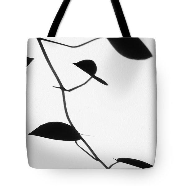Vine Shadow Tote Bag