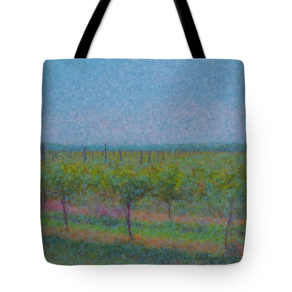 Vines In The Sun Tote Bag