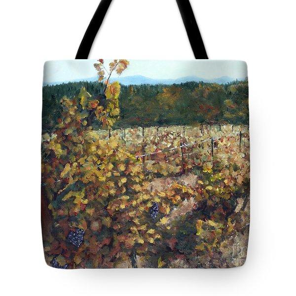 Vineyard Lucchesi Tote Bag
