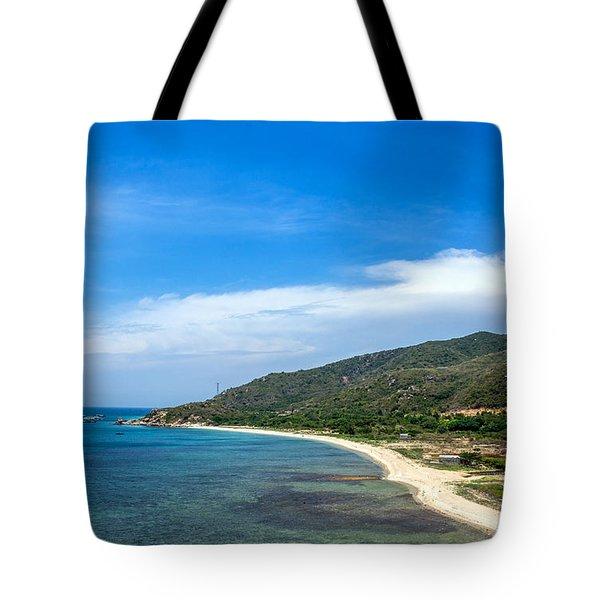 Vinh Hy Bay Tote Bag