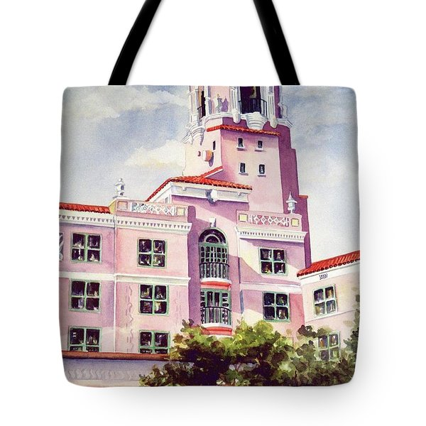 Vinoy, Renaissance Revisted Tote Bag