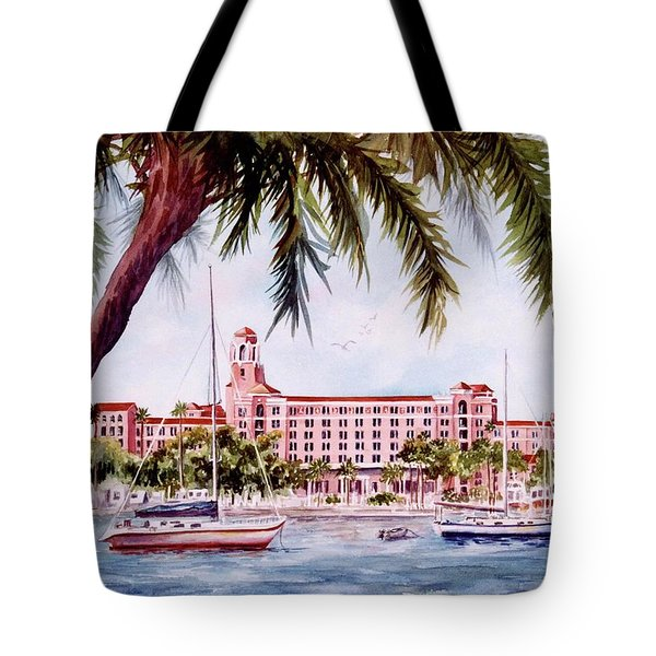 Vinoy View Tote Bag