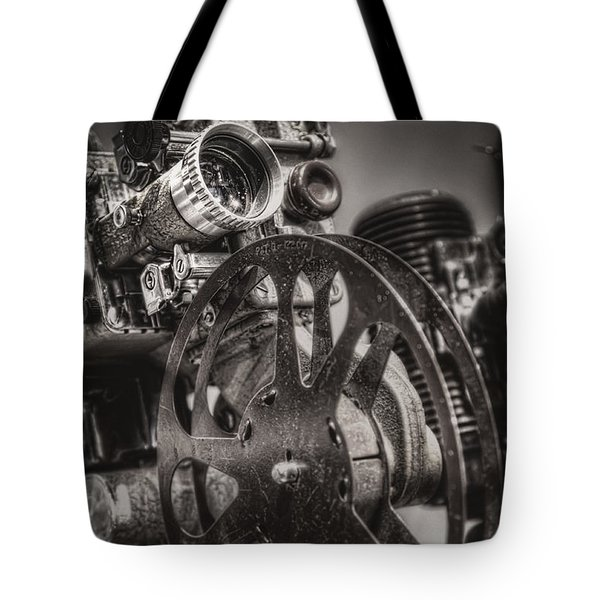 Vintage 16mm Tote Bag
