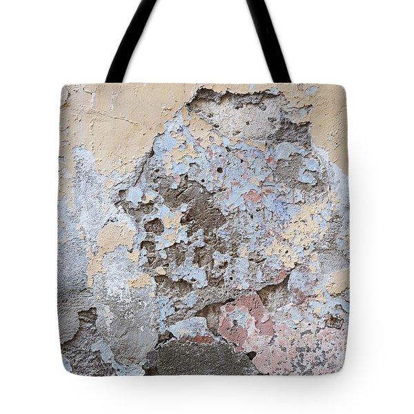 Vintage Abstract IIi Tote Bag
