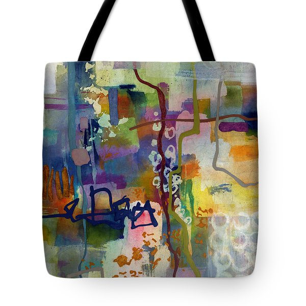Tote Bag featuring the painting Vintage Atelier 2 by Hailey E Herrera