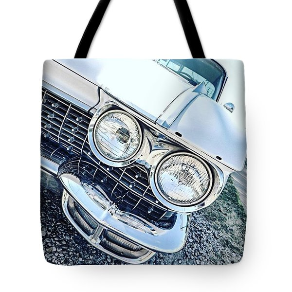 #vintage #carcorners Just Make So Tote Bag