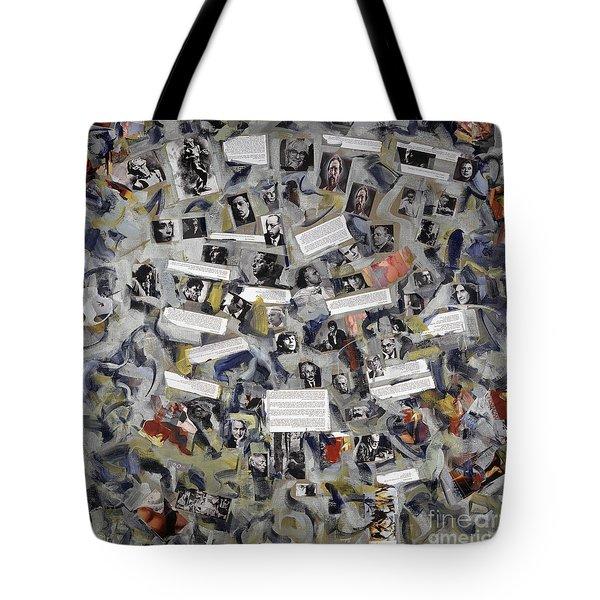 Vintage Century - For Marlon B. Tote Bag