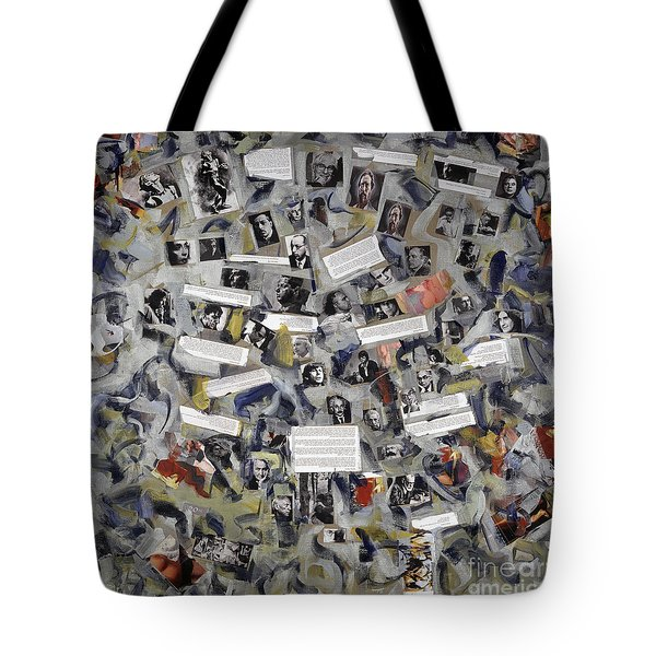 Vintage Century - For Marlon B. Tote Bag