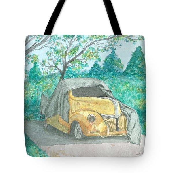 Vintage Dream Tote Bag