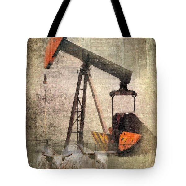Vintage Enterprise Tote Bag by Betty LaRue