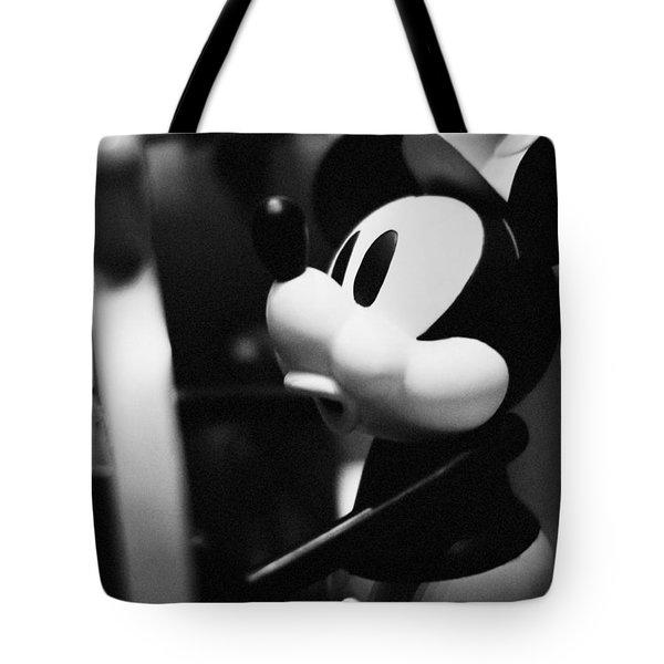 Vintage Film Mickey Tote Bag