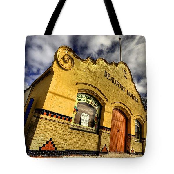 Vintage Gem Tote Bag by Wayne Sherriff