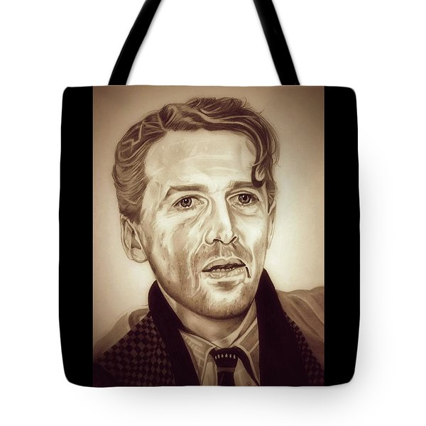 Vintage George Bailey Tote Bag by Fred Larucci