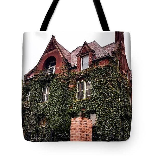 Vintage Home Tote Bag