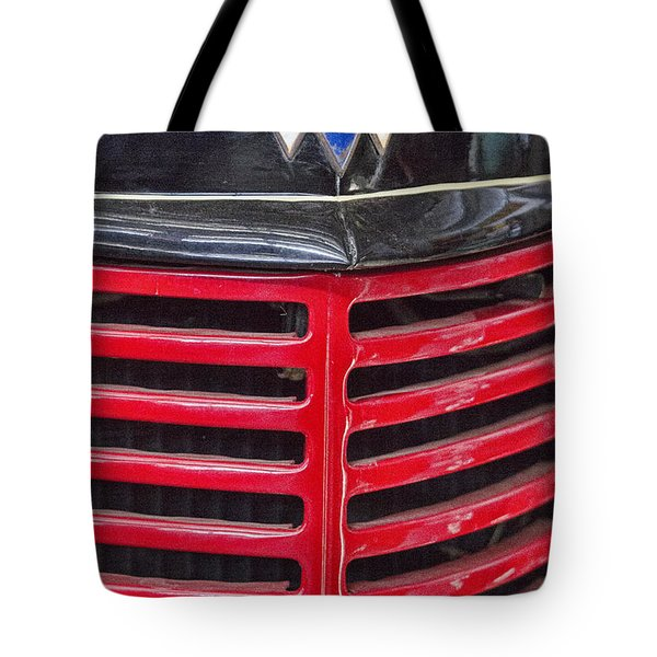 Vintage International Truck Tote Bag by Douglas Barnard