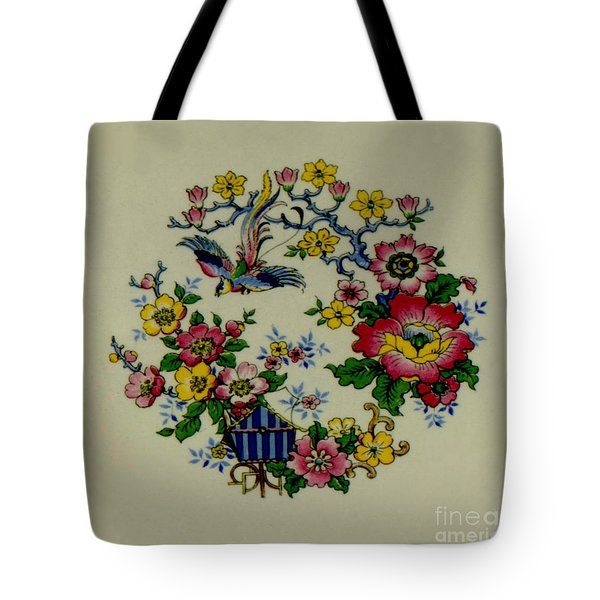 Vintage Memories #1 Tote Bag