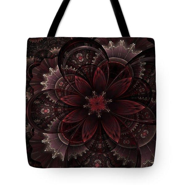 Vintage Queen Tote Bag