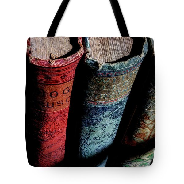 Vintage Read Tote Bag