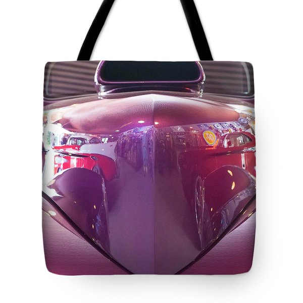 Vintage Reflections  Tote Bag