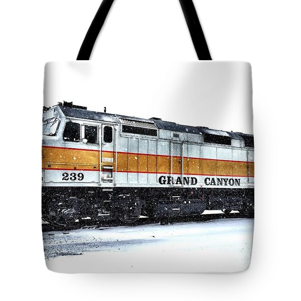 Vintage Ride Tote Bag