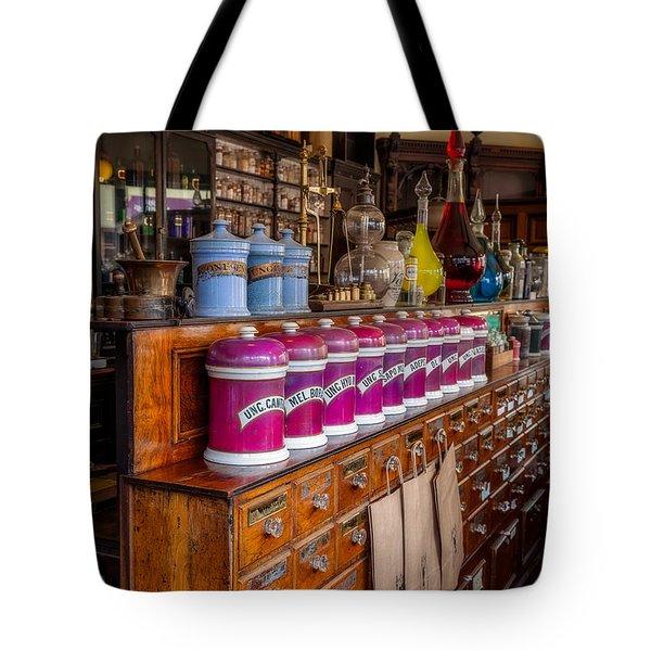 Vintage Store Tote Bag
