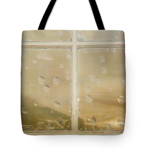 Vintage Window Tote Bag