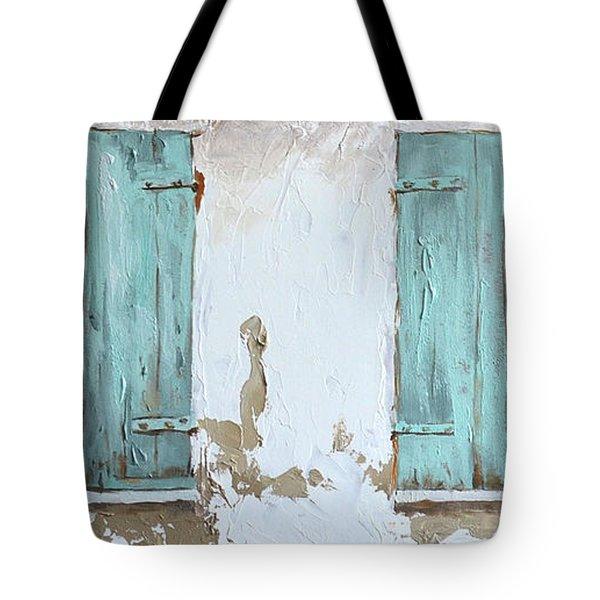 Vintage Series #1 Windows Tote Bag
