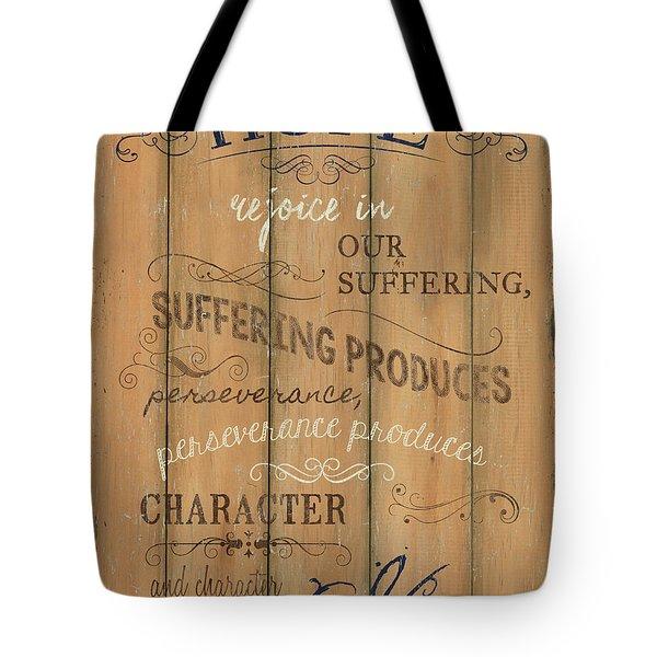 Vintage Wtlb Hope Tote Bag