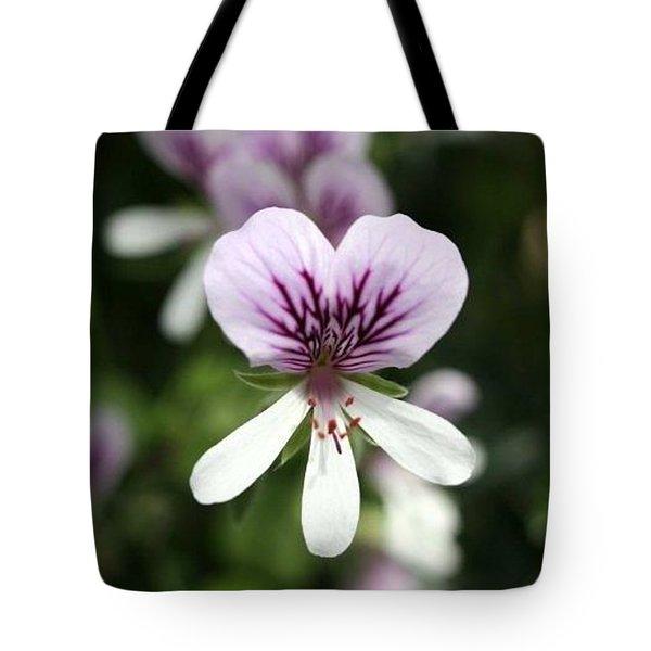 Viola Tote Bag