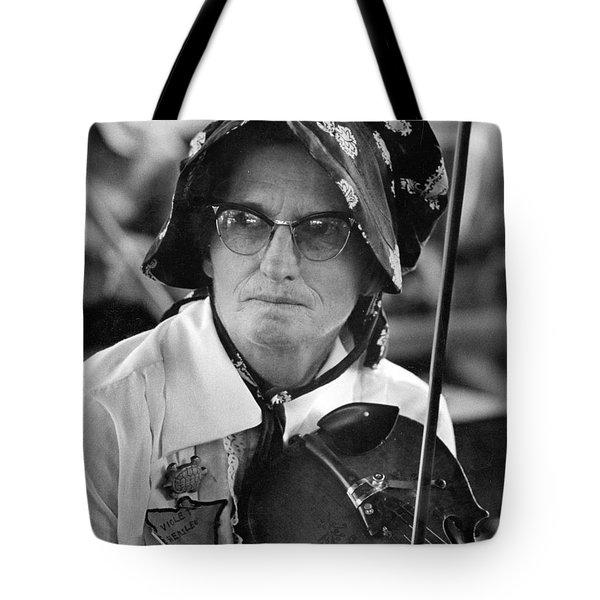 Violet Hensley Tote Bag