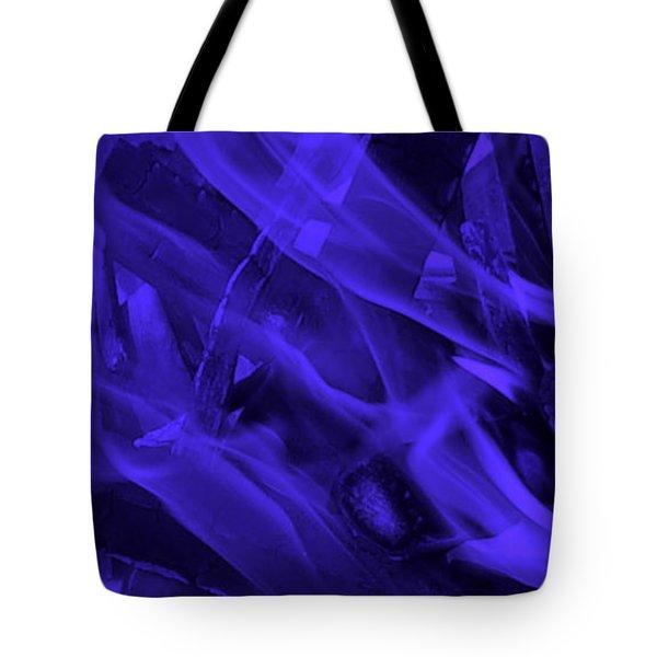 Violet Shine I I Tote Bag