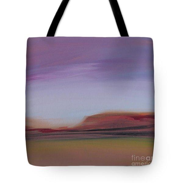 Violet Skies Tote Bag