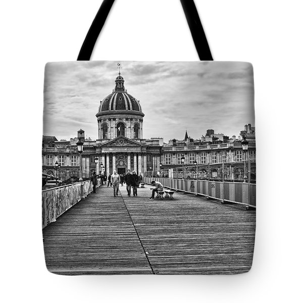 Violin Player Tote Bag