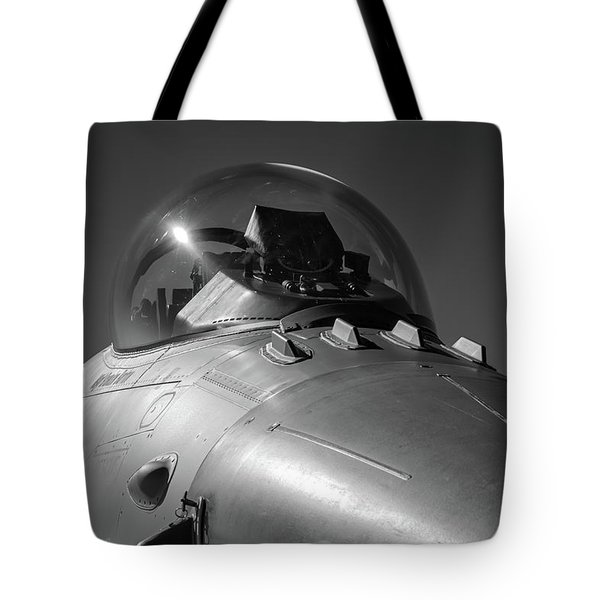 Viper Nose Tote Bag