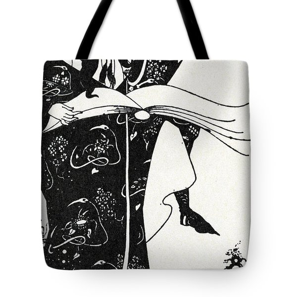 Virgilius The Sorcerer Tote Bag