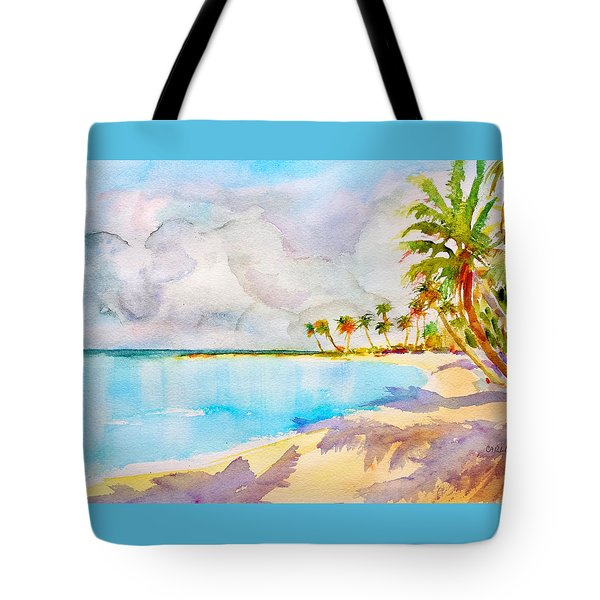 Virgin Clouds Tote Bag