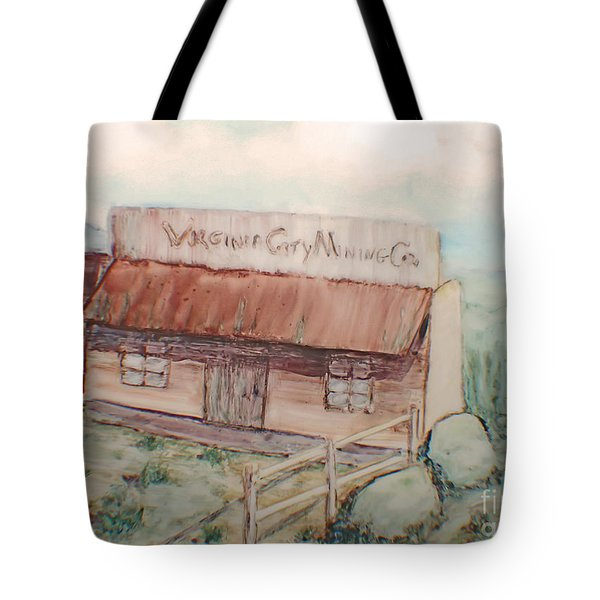 Virginia City Mining Co. Tote Bag