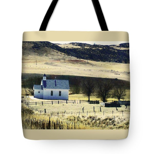 Virginia Dale Colorado Tote Bag