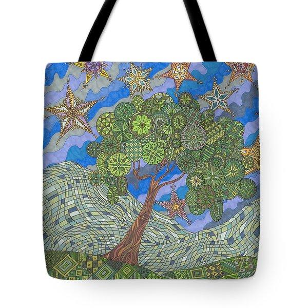 Virginia Quilts Tote Bag