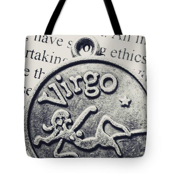 Virgo Virtues  Tote Bag