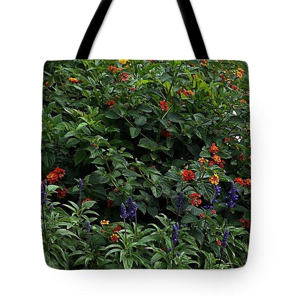 Viridian Tote Bag